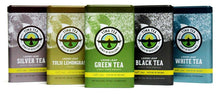 Load image into Gallery viewer, Organically-Grown Tulsi-Lemongrass Tima Tea in a Tin 1.5oz