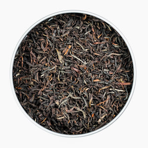 Peace Basket with Organic Black Orange Pekoe Tea