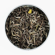 Load image into Gallery viewer, Organically-Grown Fair Trade Silver Tea in Tin
