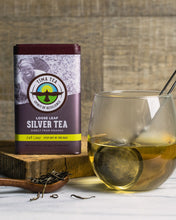 Load image into Gallery viewer, Organic Silver Loose leaf Tea