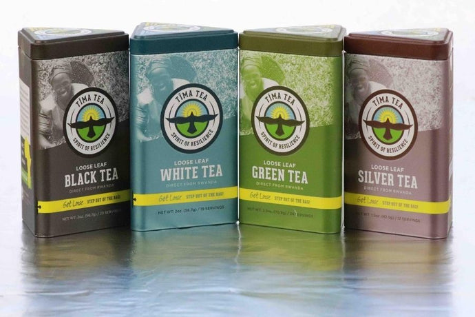 Value Pack Organic Loose Leaf Tea