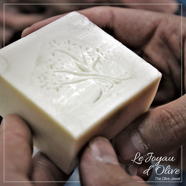 How is soap made?