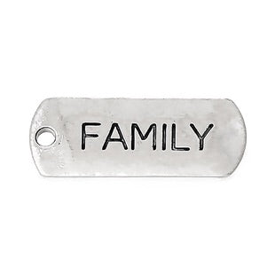 FAMILY Bar Charm (JANUARY)