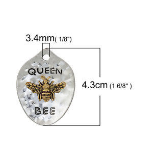 Queen Bee Spoon