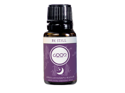Be Still Aromatherapy Essential Oil Blend