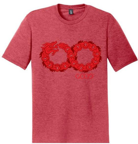 Infinity Red Snake (Red Shirt)