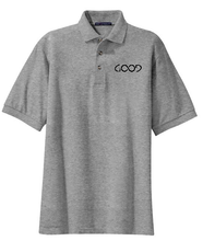 Load image into Gallery viewer, Good Always™ Grey Polo