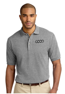 Good Always™ Grey Polo