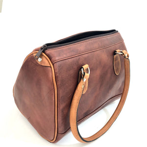 Full Grain Leather Handbag No. 20