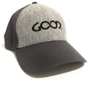 Good Always Hat Two-Toned Grey