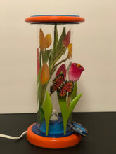 Load image into Gallery viewer, Garden De Primavera Hand-Painted Mayan 360 Lantern