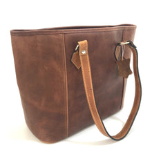 Load image into Gallery viewer, Genuine Full Grain Leather Handbag No. 31