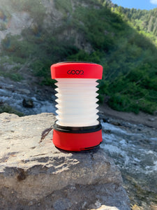 Good Always Hybrid Solar Expandable Lantern and Flashlight