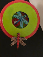 Load image into Gallery viewer, Arroyo De Dragonfly Hand-Painted Mayan 360 Lantern