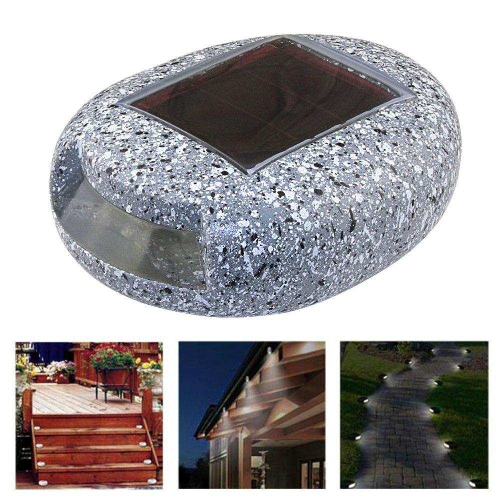 $9.99!Only For Today!-Solar Stone Light