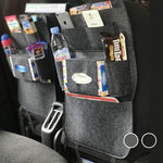 Multi-pocket CAR TRUNK ORGANIZER!