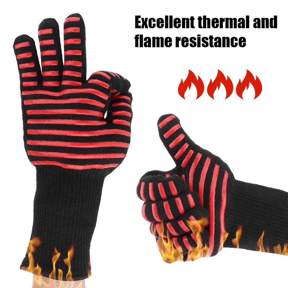 Heat Resistant for Extreme Temperatures (-109ºF to 1472ºF)