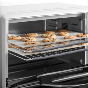Oven Rack Heat Guard, Silicone Guards Protect from Accidental Burns, From Grand Fusion