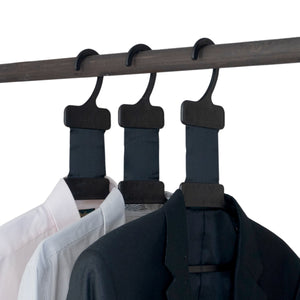 Stow-N-Go® Folding Travel Hanger – 3 pc. Set