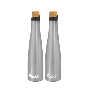 Wine Carafe & Water Bottle