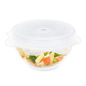 Silicone Microwave Food Covers - Vented