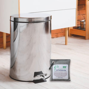 Bamboo Charcoal Air Purifying Bag 2 Pack (200G EACH)