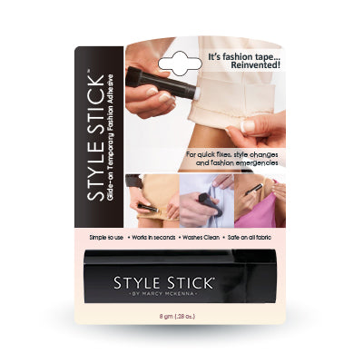 Style Stick Glide-On Temporary Fashion Adhesive - 1 Pack Tube
