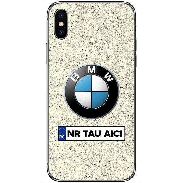 Husa BMW PERSONALIZATA 4 iPhone