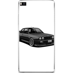 Husa Huawei P10 BMW Cartoon