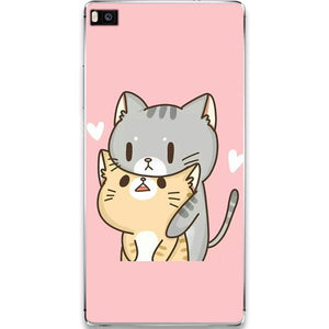 Husa Huawei P10 Kitty Love
