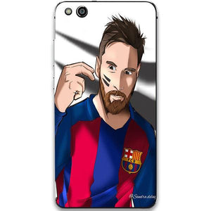 Husa Huawei P10 LITE Cartoon Messi