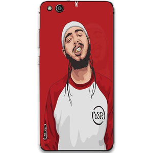 Husa Huawei P10 LITE Cartoon Post Malone