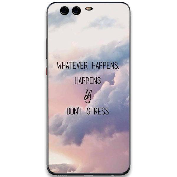 Husa Huawei P10 PLUS Whatever Happens