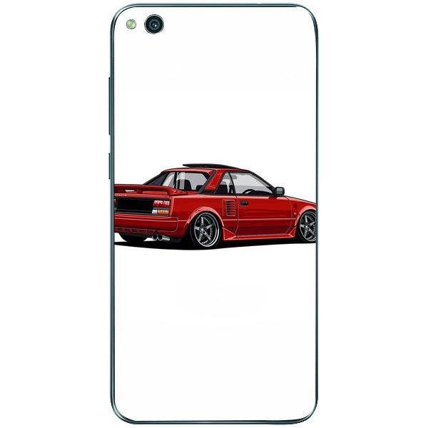 Husa Huawei P8 LITE Cartoon car