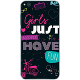 Husa Huawei P8 LITE Girls Just Want to Have Fun