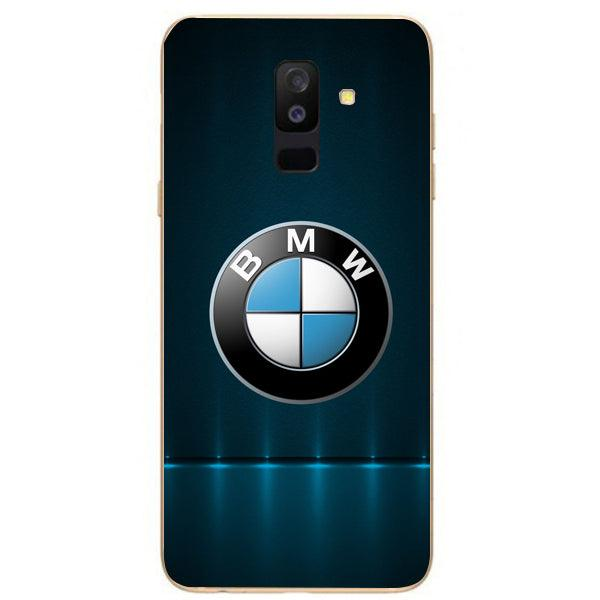 Husa Samsung Galaxy A6 PLUS BMW logo
