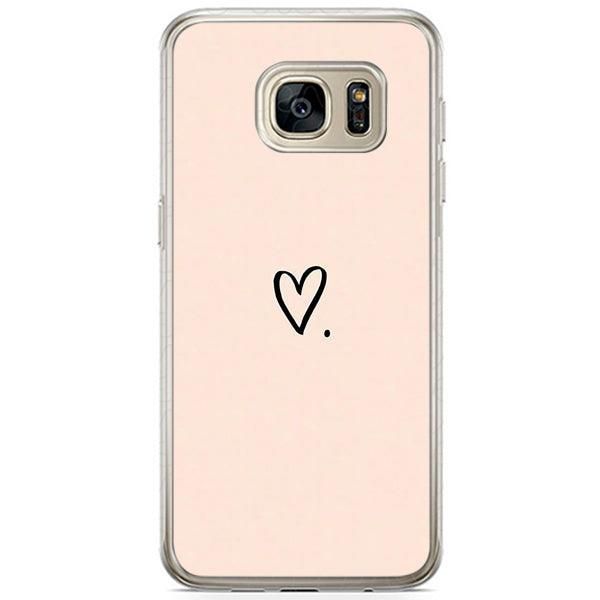 Husa Samsung Galaxy S7 EDGE Little Heart