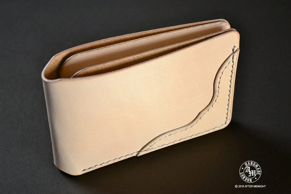 Card Holder in Natural - 6 Slot