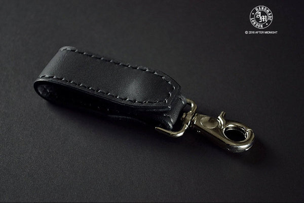 Belt Loop Covered in Black