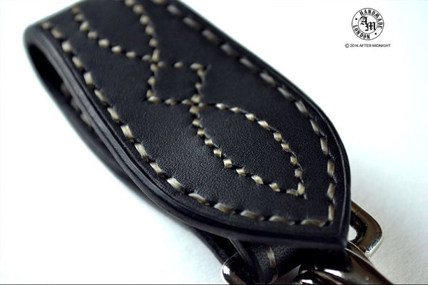 Belt Loop Decorative in Black