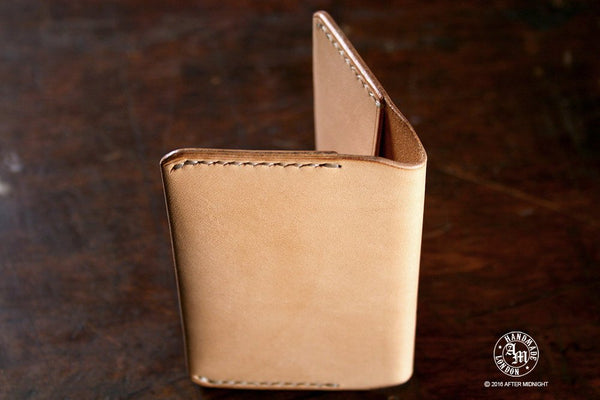 Card Holder in Natural