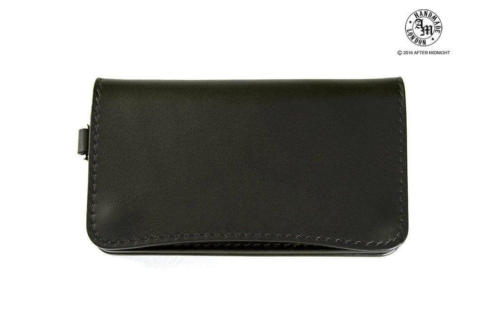 Trucker Wallet 'Concealed' in Black - Medium