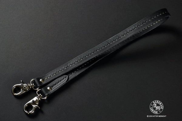Lanyard Flat & Double Layered in Black
