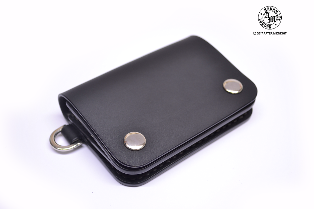 Trucker Wallet 'Mini' in Black