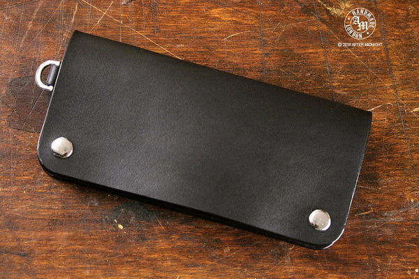 Trucker Wallet 'Standard' in Black - Long