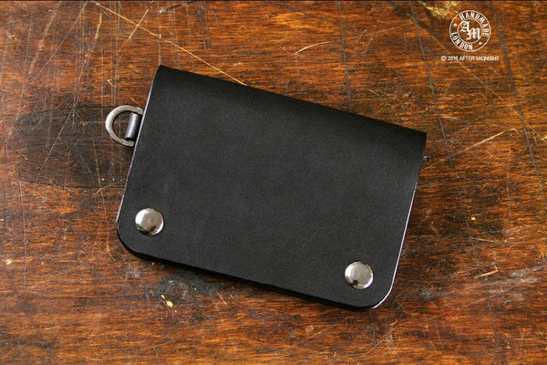 Trucker Wallet 'Standard' in Black - Short
