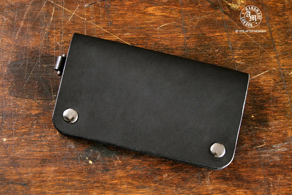 Trucker Wallet 'Standard' in Black - Medium