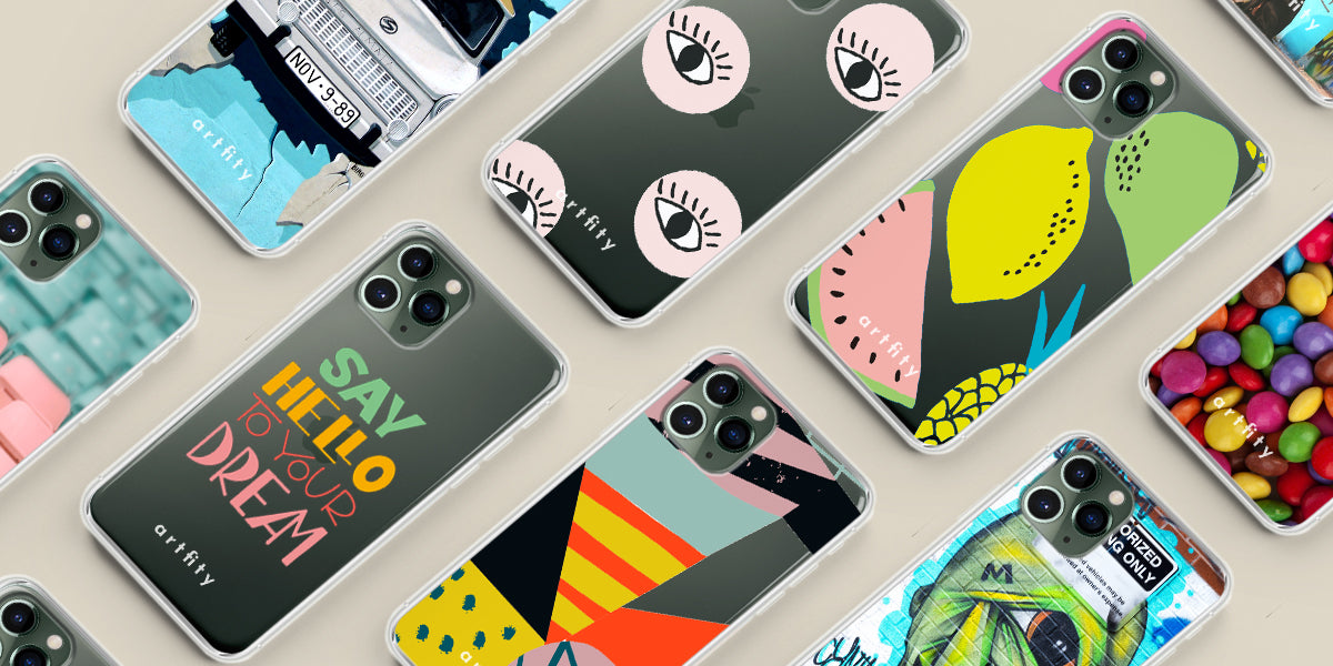artfity helps you customize your iPhone or Android Note phone cases by printing your pictures or engraving your message / name.