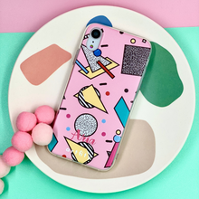 Load image into Gallery viewer, 80s Chic - Silicone Phone Case