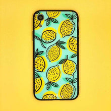 Load image into Gallery viewer, Fresh Summer - Glass Phone Case
